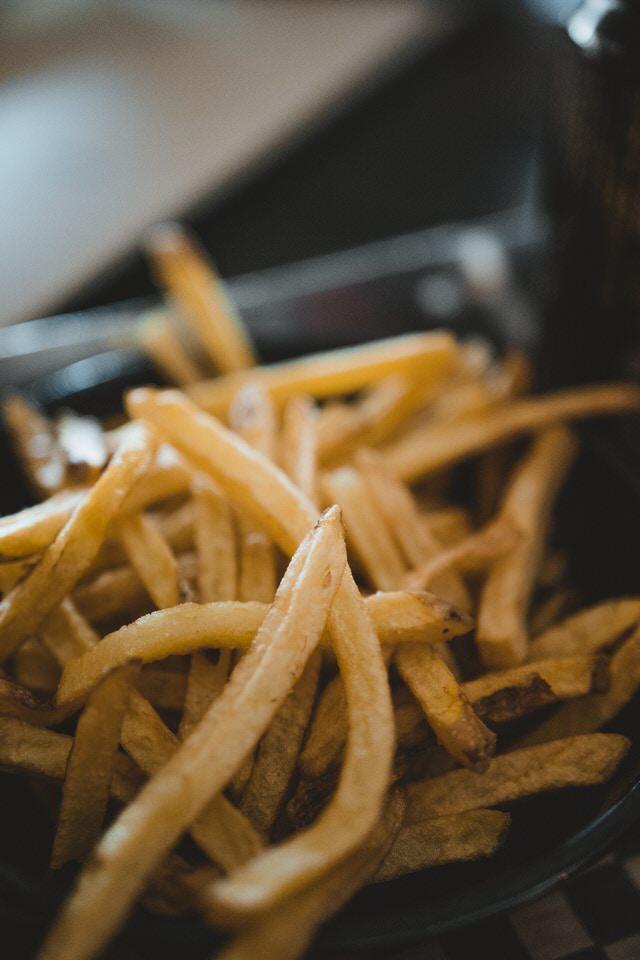 小麦アレルギー フライドポテト コンタミ