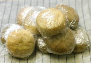 冷凍保存 玄米丸パン