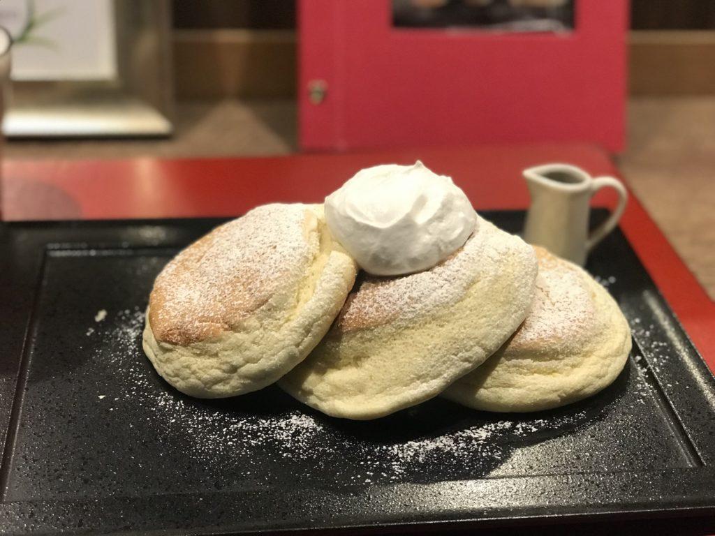 Riz Labo Kitchen グルテンフリーパンケーキ