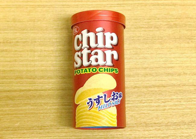 小麦不使用 チップスター