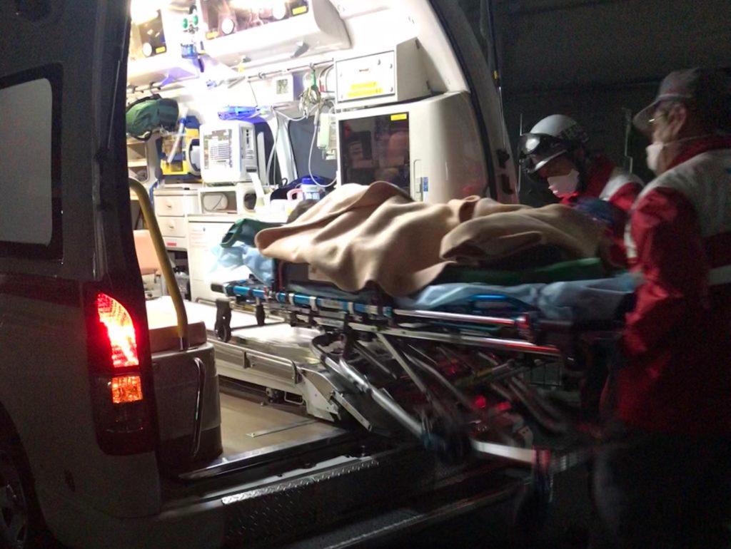 小麦アレルギーの私が救急車で運ばれた