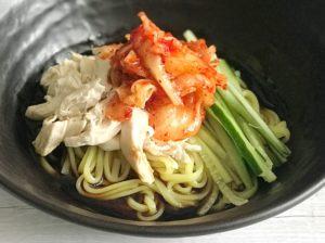 川北製麺の美人麺 冷やし中華