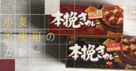 アレンジしやすい!S&B 本挽きカレー【小麦不使用】で発売
