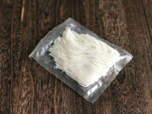 米粉100%グルテンフリー 米粉そうめん