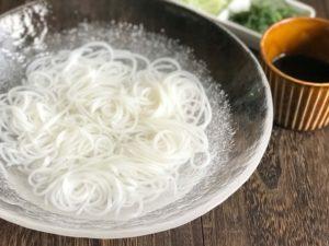 川北製麺のちょっと太いくせに素麺