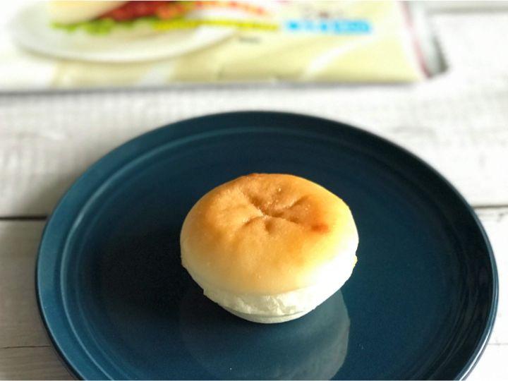 日本ハム「お米で作ったまあるいパン」