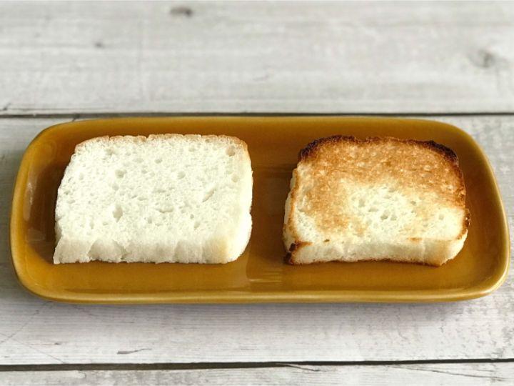 ニッポンハム「みんなの食卓 お米で作ったしかくいパン」